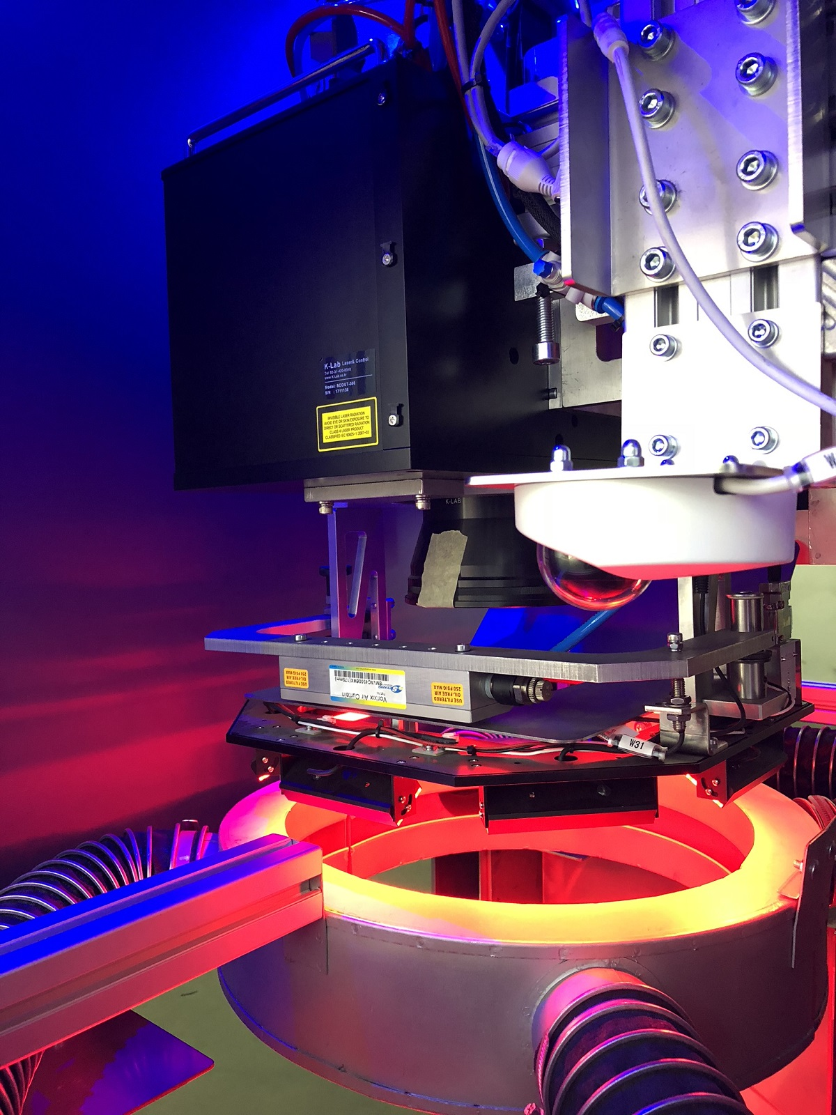 RMA Laser Processing Welding processing head