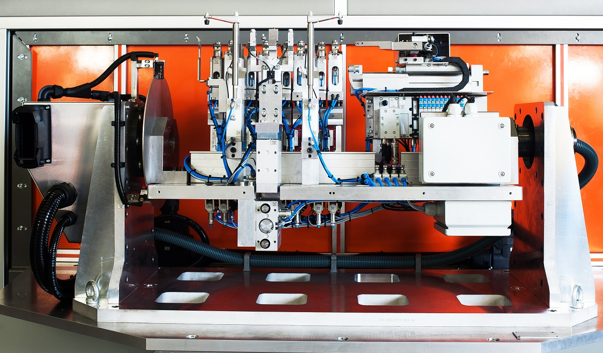 RMA Laser Processing Welding automotive sollution cell