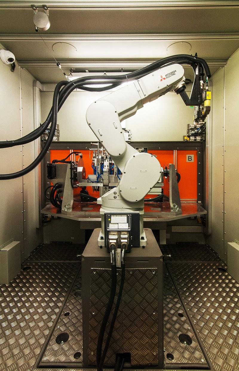RMA Laser Processing Welding  robot mitsubishi