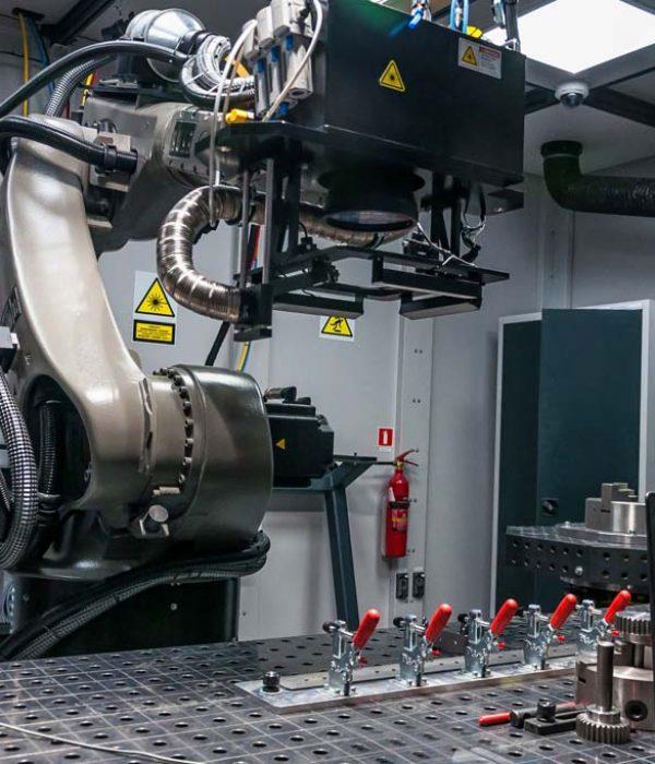 RMA Laser Processing Welding laboratory